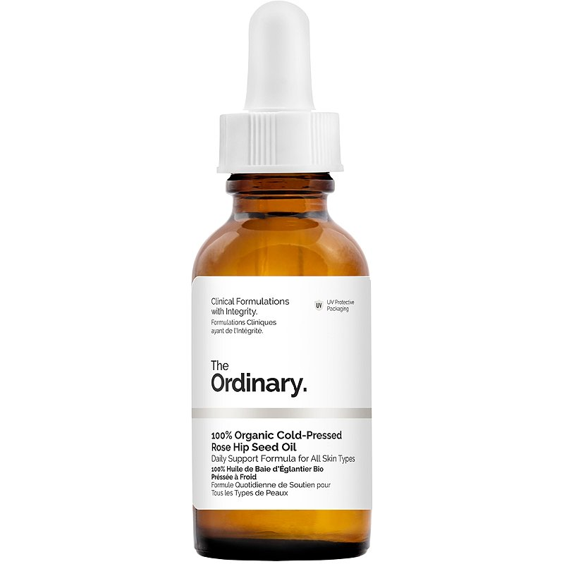 The Ordinary 100% Organic Cold Pressed Rose Hip Seed Oil | Ulta Beauty