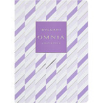 Bvlgari Free Omnia Amethyste Scented Notebook with select fragrance purchase