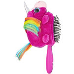 Wet Brush Detangling Plush Brush-Unicorn