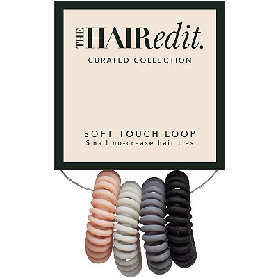 Matte Soft-Touch Hair Ties