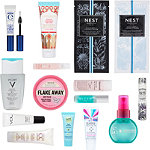 Online Only Beauty Break! FREE 14 Pc Fresh By Day Summer Sampler with any $65 online purchase