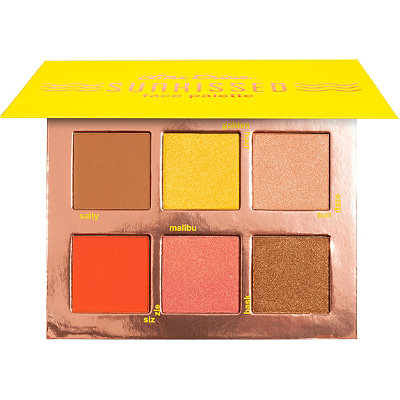 Online Only Sunkissed Face Palette