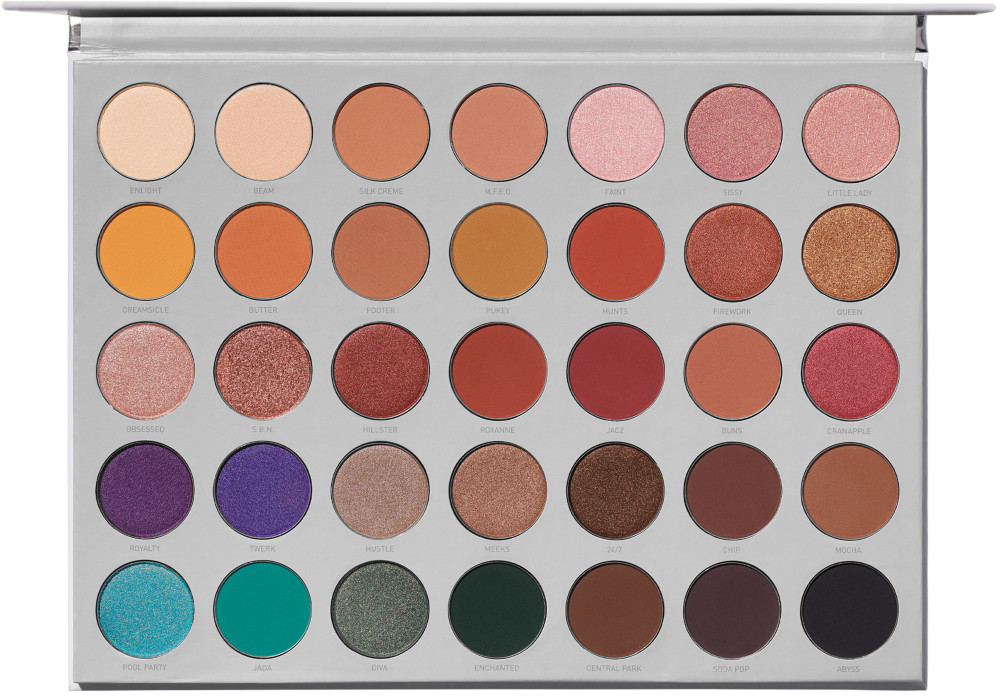 Morphe Morphe X Jaclyn Hill Eyeshadow Palette Ulta Beauty Out of the blue, a new album together with nature music, out now on the legendary trance label, krembo records. morphe x jaclyn hill eyeshadow palette