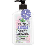 Hempz Fresh Fusions Velvet Lavender & Pink Peony CBD Herbal Body Moisturizer