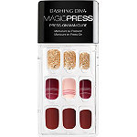Dashing Diva Magic Press Red Riding Hood Press-On Gel Nail