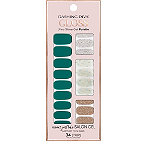 Dashing Diva Sea Mist Gloss Ultra Shine Gel Strips