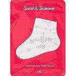 Sweet & Shimmer Sparkling Rose Foot Mask