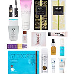 Online Only Beauty Break! FREE 14 Pc Radiant By Night Summer Sampler with any $65 online purchase