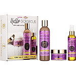 Naturalicious Online Only Hello Gorgeous Hair Care System (For Tight Curls & Coils)