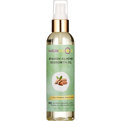 Online Only Spanish Almond Regrowth Oil