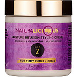 Naturalicious Moisture Infusion Styling Crème