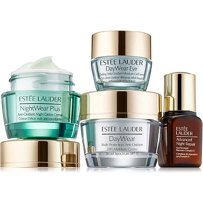 Skin of Your Dreams Protect + Glow Essentials Set