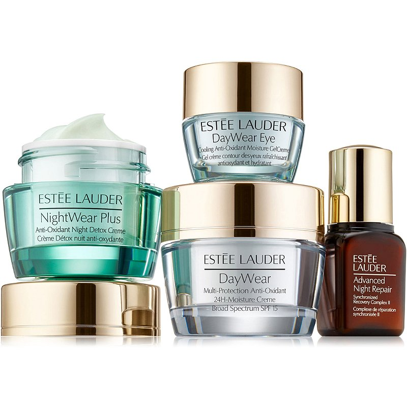 Estée Lauder Skin of Your Dreams Protect + Glow Essentials Set ...