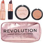 Makeup Revolution FREE 5 Piece Gift with any $15 Revolution Makeup purchase