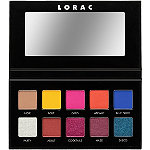 LORAC Neon Lights PRO Pressed Pigments Eyeshadow Palette