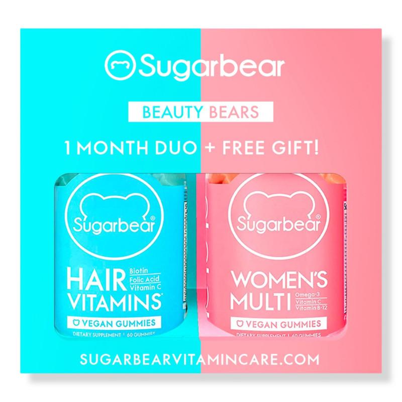 Beauty Bear Pack (1 Hair + 1 Multi) by Sugarbearhair