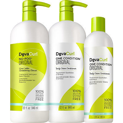 Online Only Double Take Curly Hair Kit