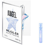 MUGLER Free Angel Eau De Toilette sample with brand purchase