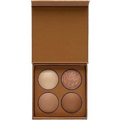Online Only TANtalizer Hustle and Glow Baked Bronze and Highlight Palette