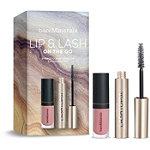 bareMinerals Lips & Lash On The Go 2 Piece Clean Lipstick & Mascara Duo
