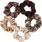 Scünci Neutral Pony Tail Scrunchies