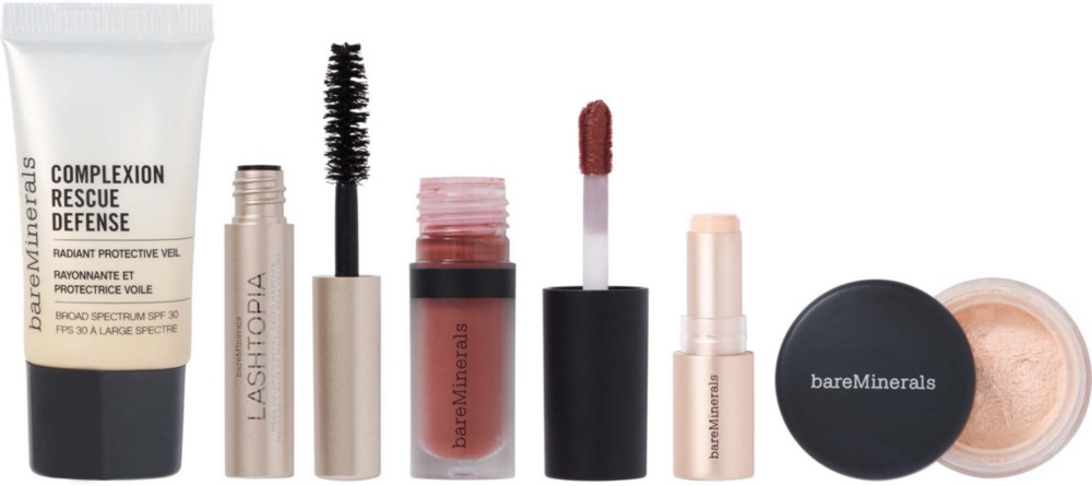 Beauty Break FREE 5 Pc Deluxe bareMinerals Gift in Opal with any 50 online purchase