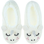 Capelli New York Unicorn Pull-On Slipper Socks