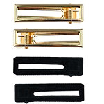 Capelli New York Rectangular Clips