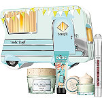 Benefit Cosmetics Travelin' B.right! Essential Skin & Brow Set