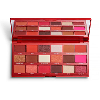 Online Only Red Velvet Chocolate Palette