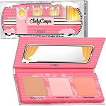 Benefit Cosmetics Online Only Cheeky Camper Mini Blush & Bronzer Palette