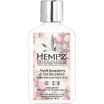 Hempz Travel Size Fresh Fusions Fresh Snowberry & Vanilla Crème Whipped Body Crème