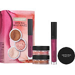 BareMinerals Mineral Must-Haves Finishing Powder, Full-Size Finishing Powder & Gloss Set