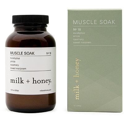 Online Only Eucalyptus, Arnica, Rosemary, Sweet Marjoram Sore Muscle Soak No.18