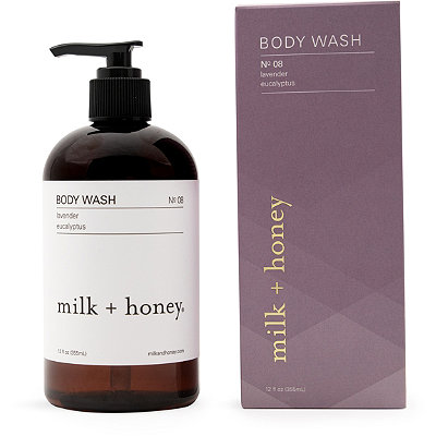 Online Only Lavender, Eucalyptus Body Wash No.08