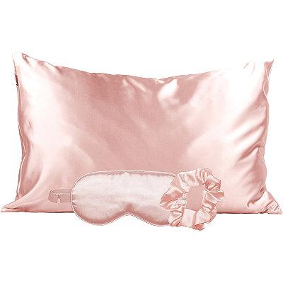 Satin Sleep Set in Blush