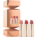 BECCA Party Popper Ultimate Lipstick Love Mini Kit