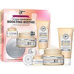 It Cosmetics IT's Your Confidence Boosting Besties 3-Piece Anti-Aging Skincare Set
