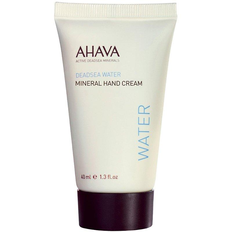 ahava hand cream