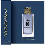 Dolce&Gabbana Online Only FREE K by Dolce & Gabbana Eau de Toilette with any online Men's fragrance purchase