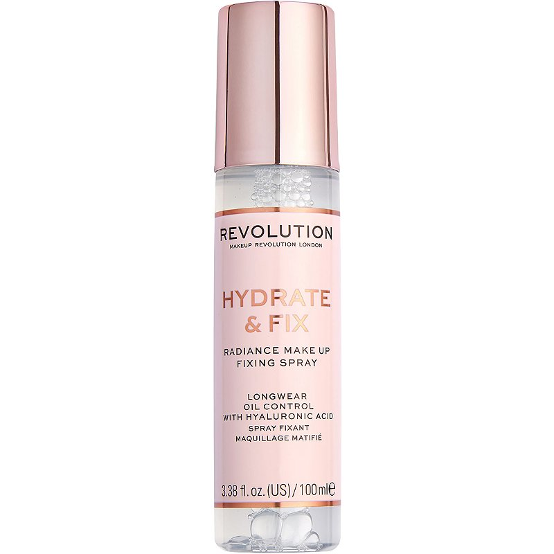 Makeup Revolution Hydrate Fix Fixing