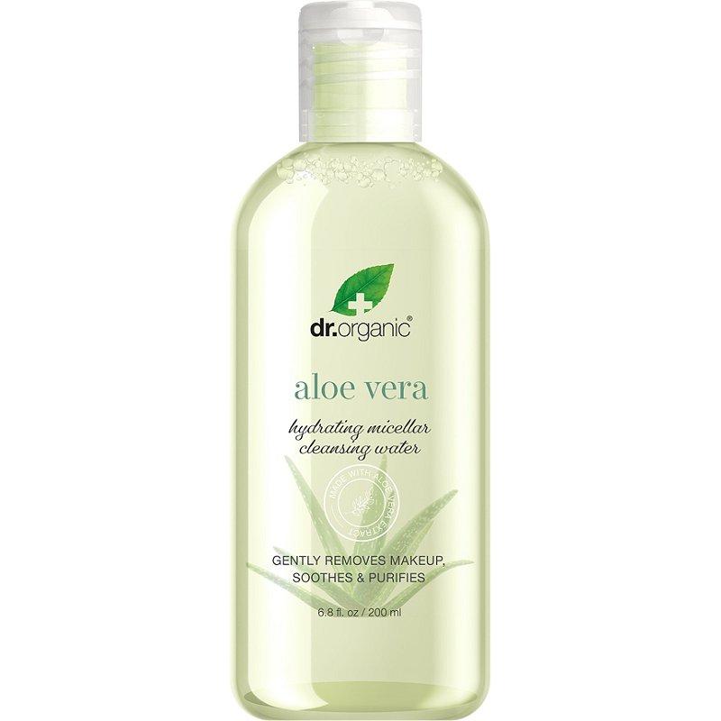 Dr Organic Aloe Vera Hydrating Micellar Cleansing Water Ulta Beauty