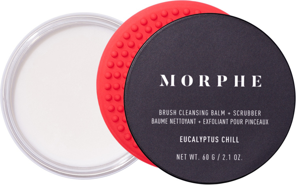 Brush Cleansing Balm + Scrubber by Morphe