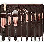 ZOEVA Rose Golden Brush Collection + Clutch Set