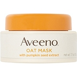Aveeno Soothe Oat Mask With Pumpkin Seed Extract