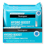 Neutrogena Hydro Boost Cleansing Towelettes Twin Pack