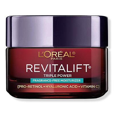 Revitalift Triple Power Anti-Aging Moisturizer - Fragrance Free