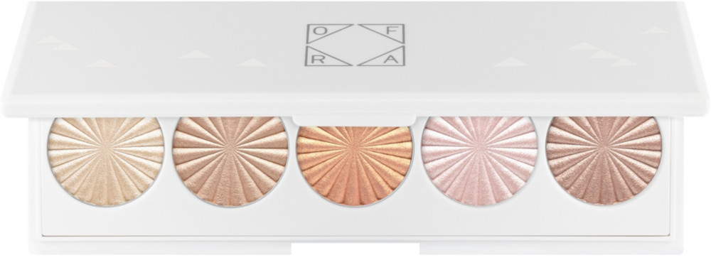#Ofr Aglow Signature Highlighting Palette by Ofra Cosmetics
