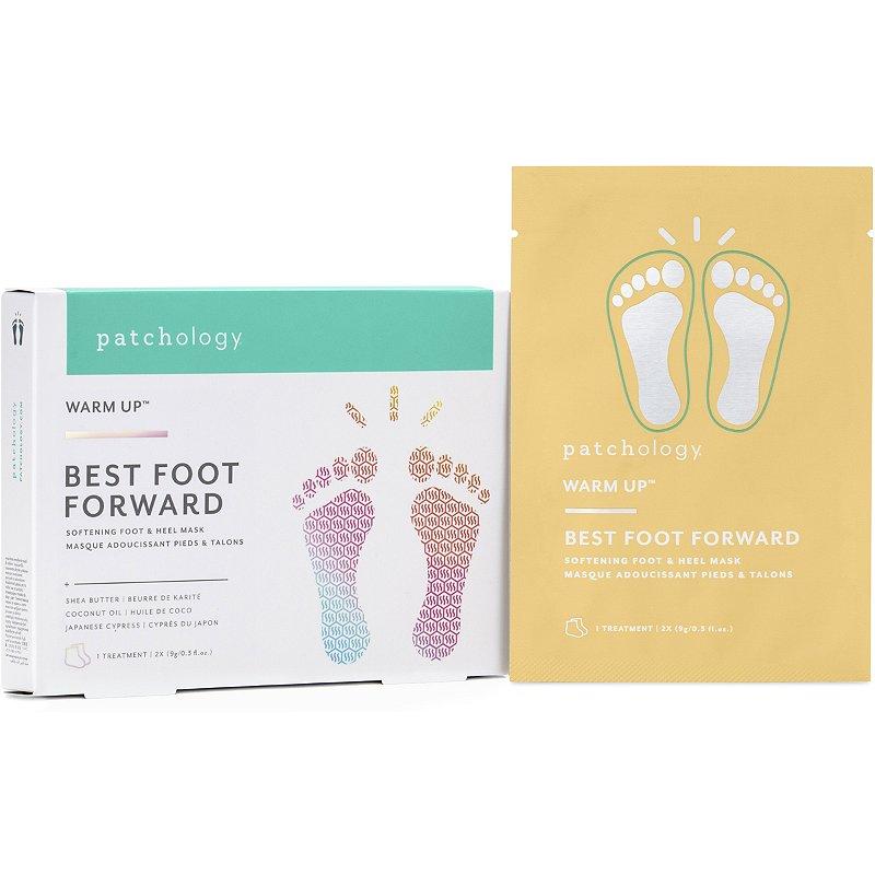 Patchology Best Foot Forward Softening Foot Heel Mask Ulta Beauty