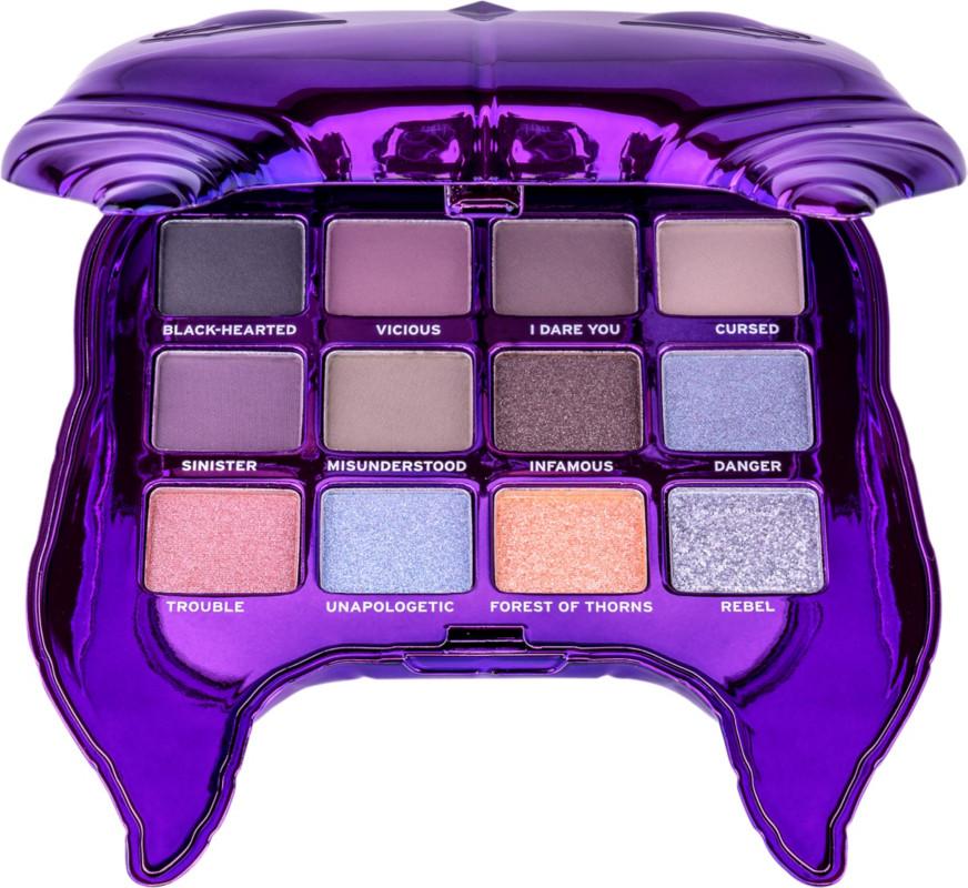 Funko X Disney Villains Maleficent Eyeshadow Palette